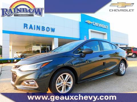 2017 Chevrolet Cruze for sale in Laplace LA