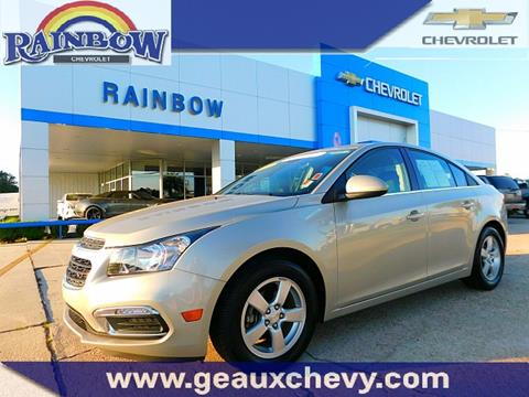 2016 Chevrolet Cruze Limited for sale in Laplace LA