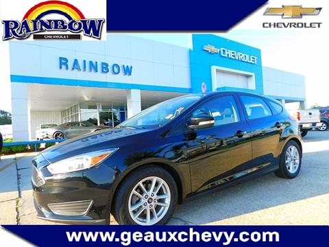 2016 Ford Focus for sale in Laplace LA