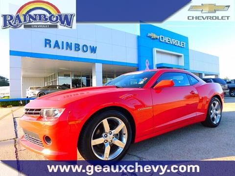 2015 Chevrolet Camaro for sale in Laplace LA