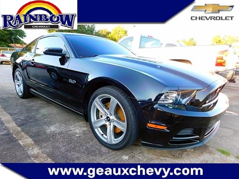 2013 Ford Mustang for sale in Laplace, LA