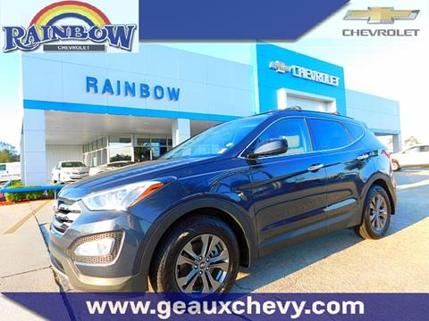 2015 Hyundai Santa Fe Sport for sale in Laplace LA