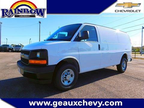 2017 Chevrolet Express Cargo for sale in Laplace, LA