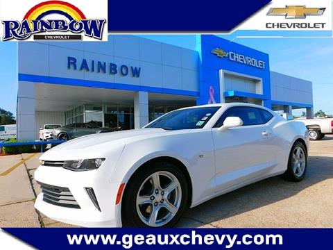 2016 Chevrolet Camaro For Sale In Laplace LA