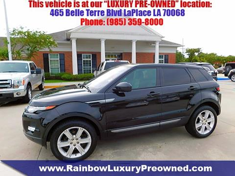 2014 Land Rover Range Rover Evoque for sale in Laplace LA