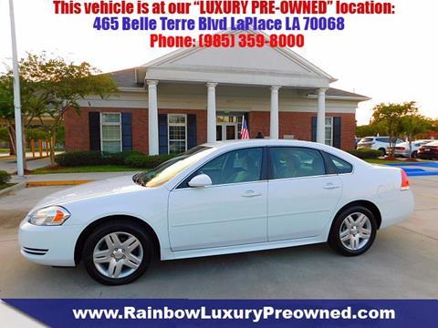 2014 Chevrolet Impala Limited for sale in Laplace, LA