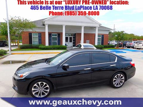 2015 Honda Accord for sale in Laplace, LA