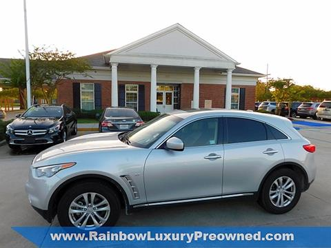 2017 Infiniti QX70 for sale in Laplace, LA