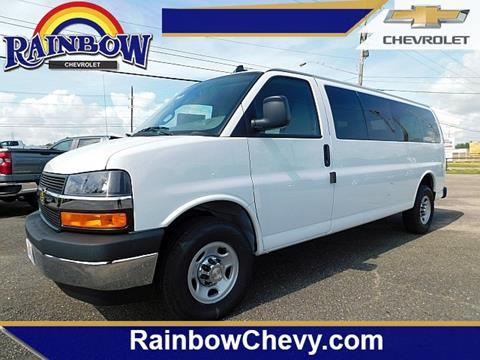 2019 Chevrolet Express Passenger for sale in Laplace, LA