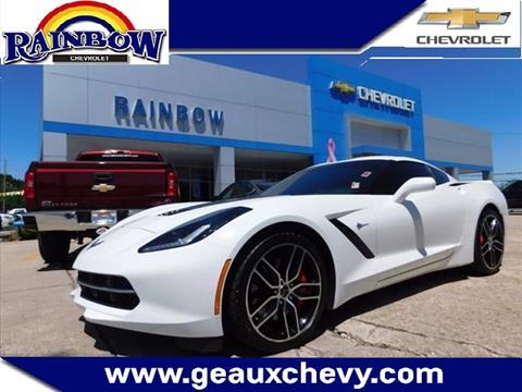 2016 Chevrolet Corvette for sale in Laplace, LA