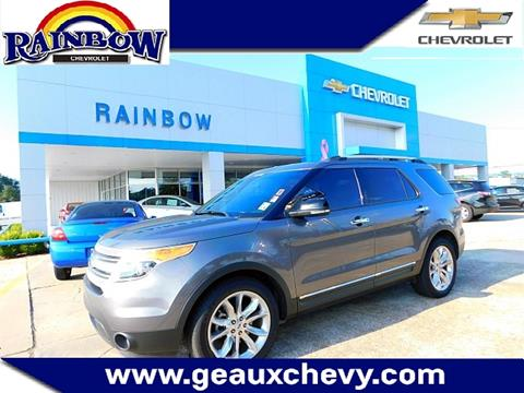 2013 Ford Explorer for sale in Laplace LA