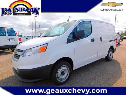 2017 Chevrolet City Express Cargo for sale in Laplace, LA