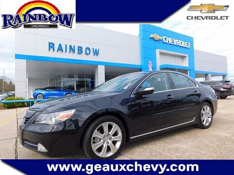2010 Acura RL for sale in Laplace LA