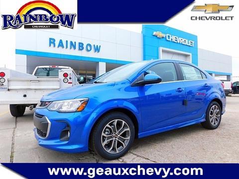 2017 Chevrolet Sonic for sale in Laplace, LA