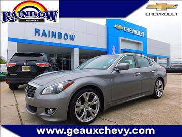2012 Infiniti M56 for sale in Laplace, LA