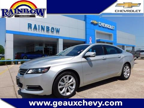 2016 Chevrolet Impala for sale in Laplace LA