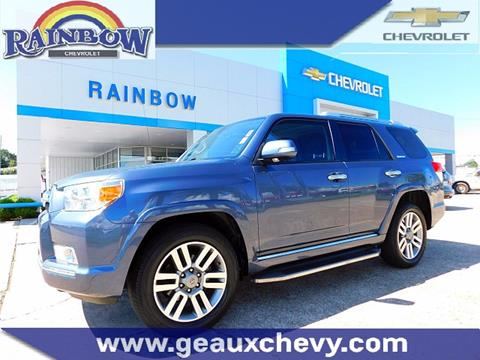 2013 Toyota 4Runner for sale in Laplace LA