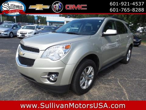 2015 Chevrolet Equinox for sale in Collins, MS