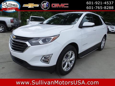 2018 Chevrolet Equinox for sale in Collins, MS