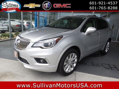 2016 Buick Envision for sale in Collins, MS