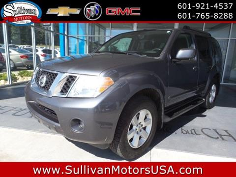 2011 Nissan Pathfinder for sale in Collins, MS