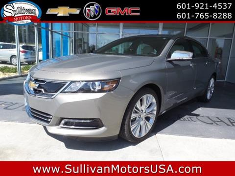 2018 Chevrolet Impala for sale in Collins, MS