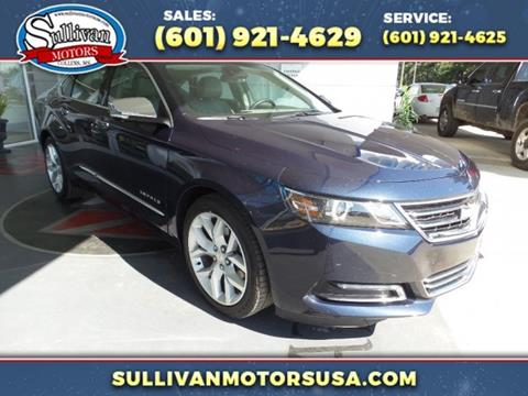 2017 Chevrolet Impala for sale in Collins, MS