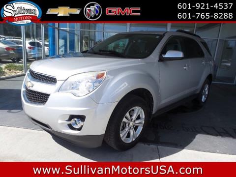2011 Chevrolet Equinox for sale in Collins, MS