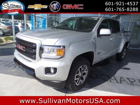 2018 GMC Canyon for sale in Collins, MS
