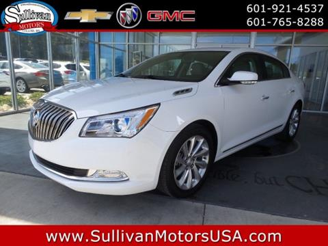 2016 Buick LaCrosse for sale in Collins, MS