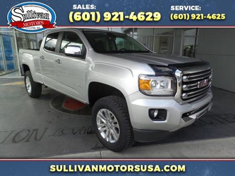 2015 GMC Canyon for sale in Collins, MS