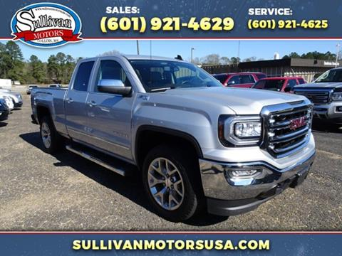 2016 GMC Sierra 1500 for sale in Collins, MS