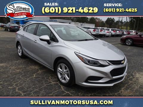 2018 Chevrolet Cruze for sale in Collins, MS