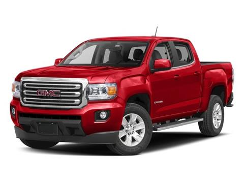 2017 GMC Canyon for sale in Collins, MS