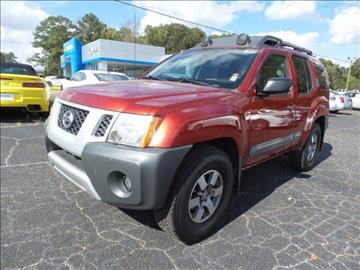 2011 Nissan Xterra for sale in Collins, MS