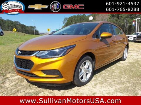 2017 Chevrolet Cruze for sale in Collins, MS