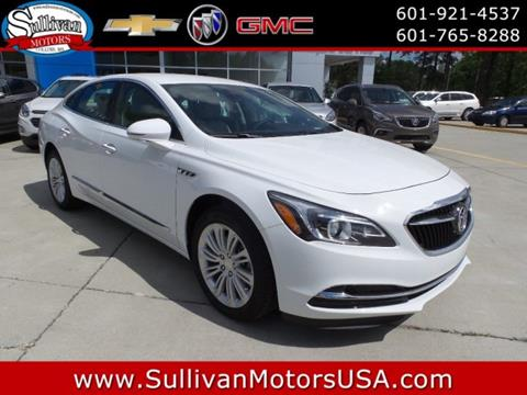 2017 Buick LaCrosse for sale in Collins, MS