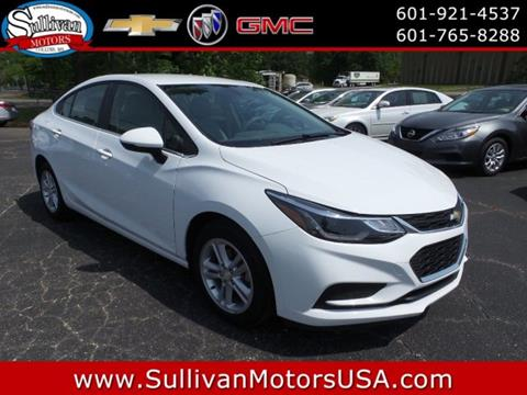 2016 Chevrolet Cruze for sale in Collins, MS