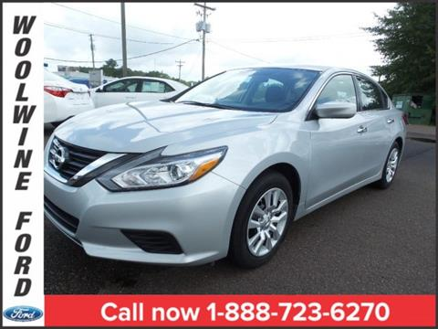 2016 Nissan Altima for sale in Collins MS