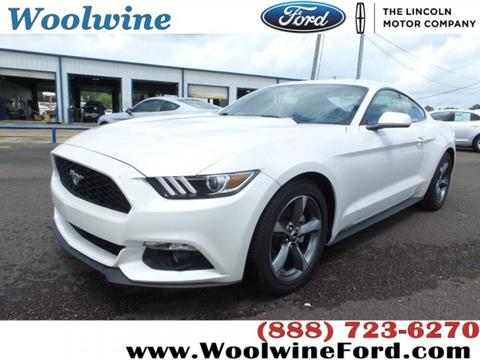 2017 Ford Mustang for sale in Collins MS