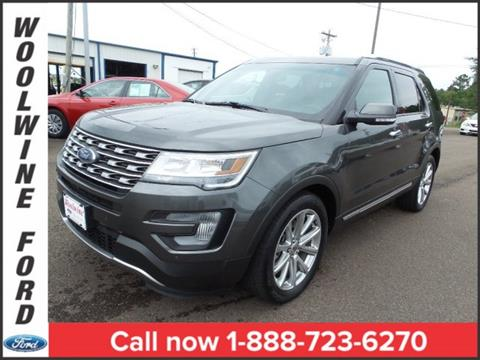 2017 Ford Explorer for sale in Collins MS