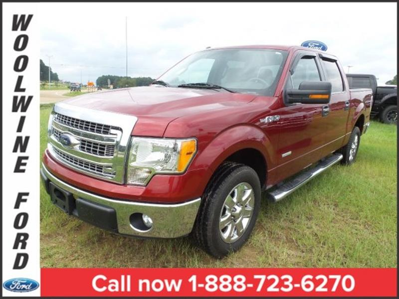 2013 Ford F 150 Lariat In Collins Ms Woolwine Ford Lincoln