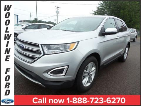 2017 Ford Edge for sale in Collins MS