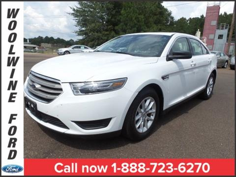 2015 Ford Taurus for sale in Collins MS