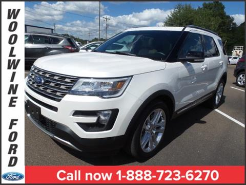 2016 Ford Explorer for sale in Collins MS