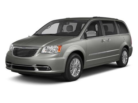 2012 Chrysler Town and Country for sale in Collins MS