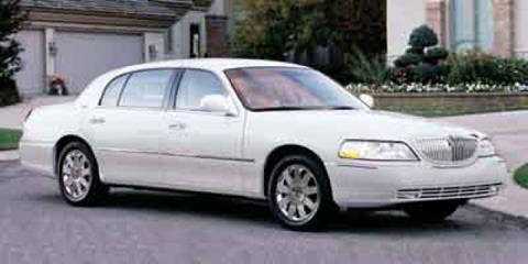 2003 Lincoln Town Car for sale in Collins MS