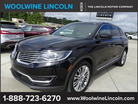 2018 Lincoln MKX for sale in Collins, MS