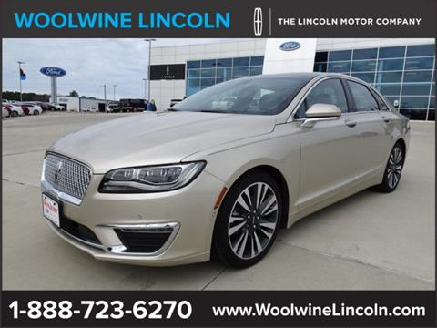 2017 Lincoln MKZ for sale in Collins, MS