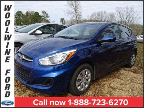 2016 Hyundai Accent for sale in Collins, MS